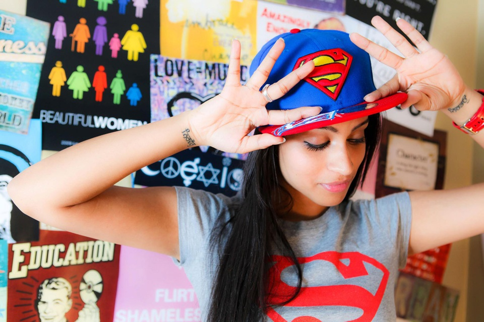 Lilly Singh's (Superwoman) Bollywood ambition - Asian Culture Vulture
