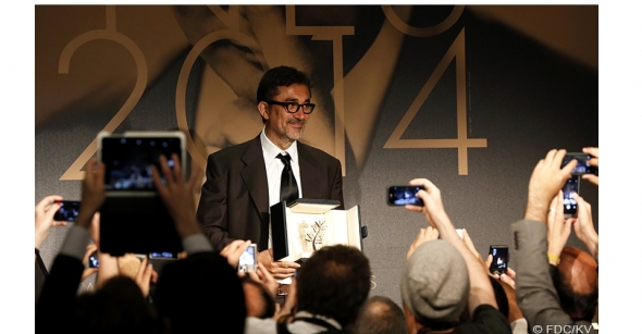 Cannes Palme 2014: Turkish film scoops top prize
