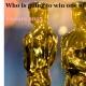Sunny Grewal's special Oscar prediction column
