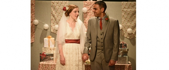 Alchemy 2015: 'My Big Fat Cowpat Wedding' – funny love