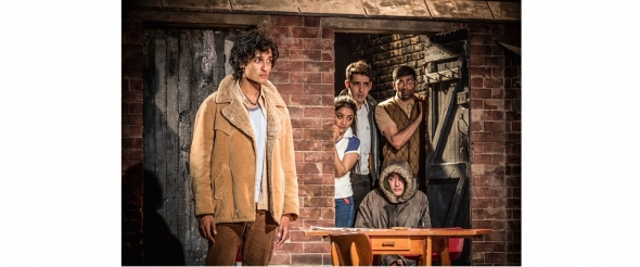 East is East': cast changes and national tour for George