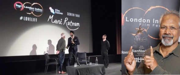 LIFF 2015: Mani Ratnam BFI masterclass and Icon Award