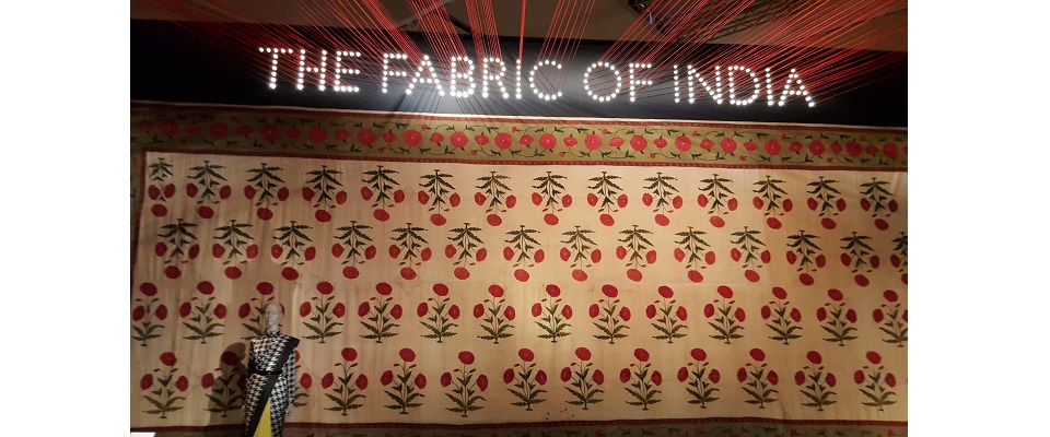 The fabric of India