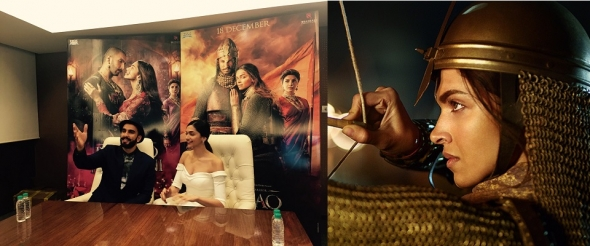'Bajirao Mastani' – Deepika Padukone and Ranveer Singh reveal how they got into historical characters