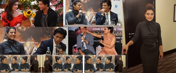 Kajol interview:  Bollywood woman of substance says 'Dilwale' different type of romance