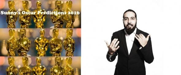 Sunny's Oscar Predictions 2016…