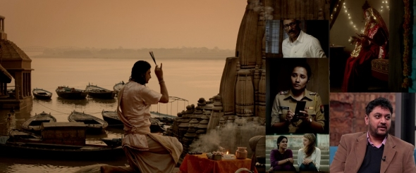 'Feast of Varanasi' – Making films in India – 'go for it!'