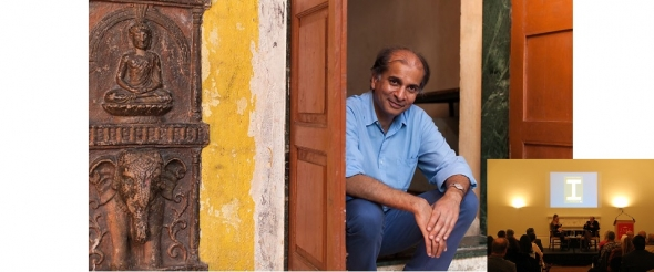 'Incarnations: India in 50 lives' – Stripping away myths and misconceptions with Sunil Khilnani