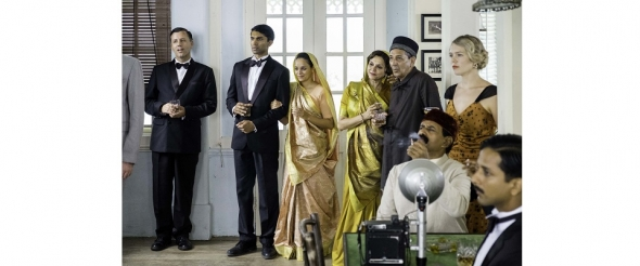 'Indian Summers' Series 2 preview:  The heat is rising… interview with creator-writer Paul Rutman