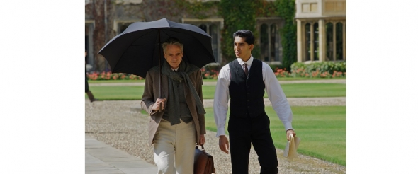 The Man Who Knew Infinity' review Dev Patel and a 'great aLNdR