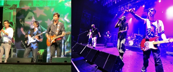 Asian Dub Foundation and Laal in Alchemy first – making a difference