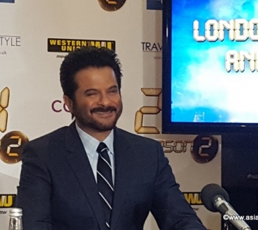Anil Kapoor London launch of India '24' Series 2