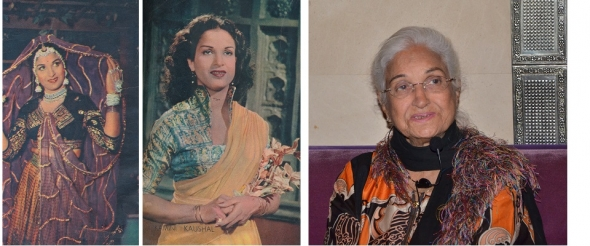Kamini Kaushal: Bollywood Dame