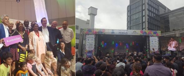 London Mayor – 'Culture is vital' as he attends London Mela