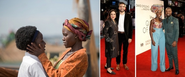 Queen of Katwe': Mira Nair, Lupita Nyong'o and David Oyelowo