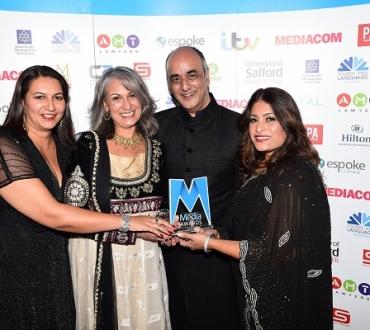 Asian Media Awards 2016: Art Malik, Nitin Ganatra and Shelley King and upcoming names all spotlighted