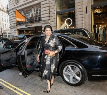 Bafta Breakthrough Brit – Nainita Desai: film world beckons…