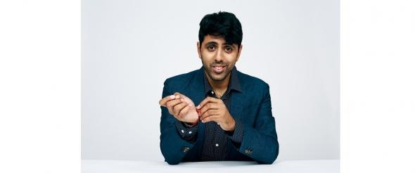 Bafta Breakthrough Brit Vinay Patel: writing the future