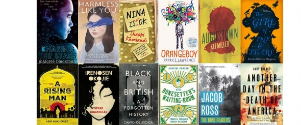 First ever Jhalak Prize Longlist announced…