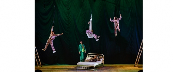 'Peter Pan' at the National Theatre – Flying High with the boy wonder