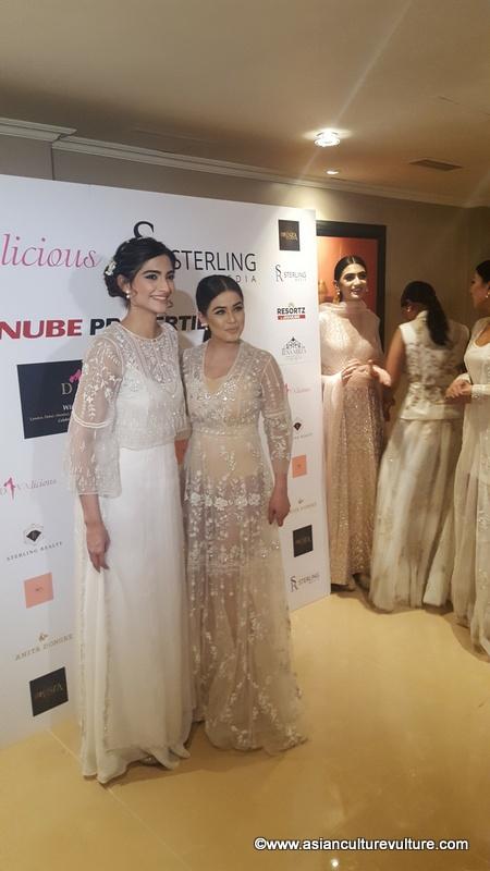 Sonam Kapoor poses