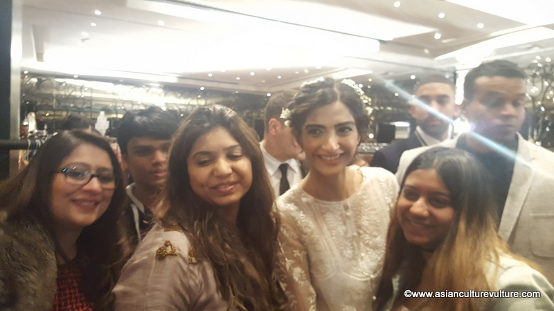 Sonam Kapoor close up