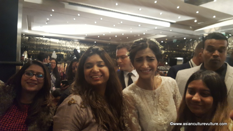 Sonam Kapoor, someone makes her laugh...not us