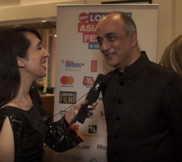 Art Malik, Gurinder Chadha, Sabiha Sumar and others at Closing London Asian Film Festival 2017
