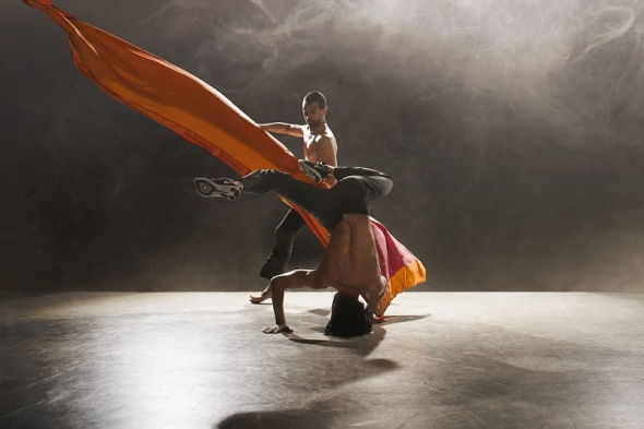 'Material Men redux' – Hip hop and Indian classical dance like you've never seen before…