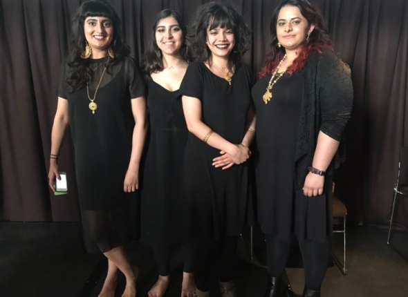 Alchemy 2017: 'What'll People Say? Desi Girl Creatives' inspiring statement of power, call for change… (review)