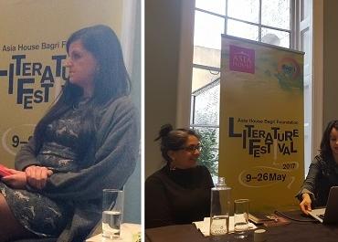 Lit Shorts: 'The Things I would tell you: British Muslim women write' & Sin Cities with Preti Taneja & Sangeeta Bandyopadhyay