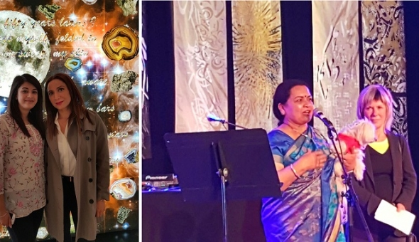 Alchemy 2017 starts – see our interviews and Sukanya close