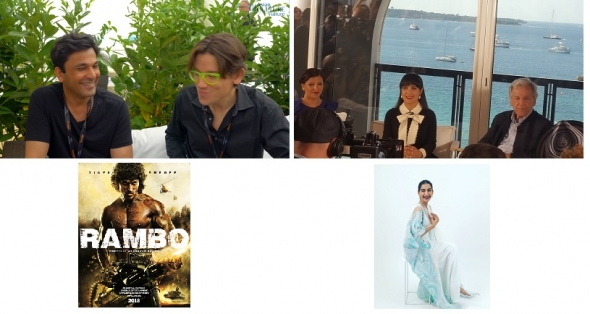 Cannes 2017: Silence for Manchester victims; Salma Hayek; Tiger Shroff; Sonam Kapoor
