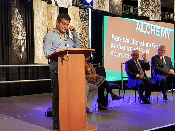 Alchemy 2017: Karachi Literature Festival, bouquets & brickbats and a Pakistan we don't see much…