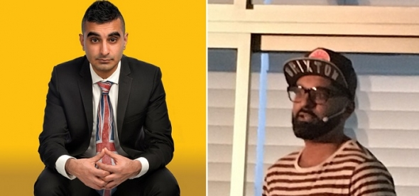 Alchemy 2017: Tez Ilyas – 'Made in Britain' puncturing fear and pretension (review)