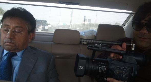 'Insha'Allah Democracy' – Meet my friend the former military dictator Pervez Musharraf…
