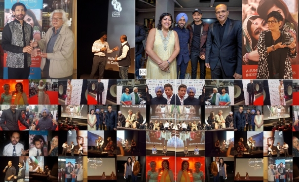 Directors get London Indian Film Festival icon awards; mid fest pictures & videos special (all on one page 😉)