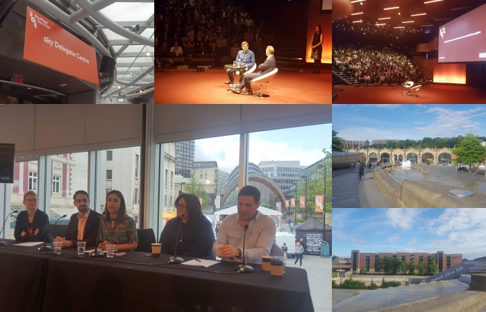 Sheffield Doc Fest 2017 – Love, War and a few skirmishes in between…(overview/wrap)