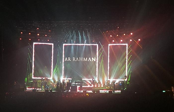 AR Rahman – 'Yesterday. Today. Tomorrow' , slick, sensational 25-year-career celebration at Wembley