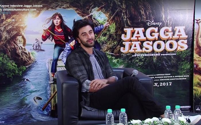 Ranbir Kapoor interview 'Jagga Jasoos'…
