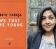 'We That Are Young' – Preti Taneja at Waterstones Piccadilly London with acv and globooks today (July 28)