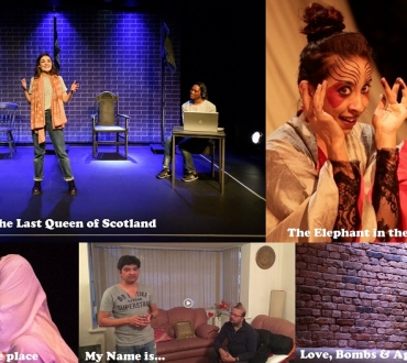 Edinburgh Fringe (#edfringe) – Drama to see and talk about…