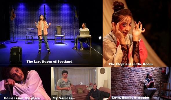Edinburgh Fringe (#edfringe) – Drama to see and talk about…
