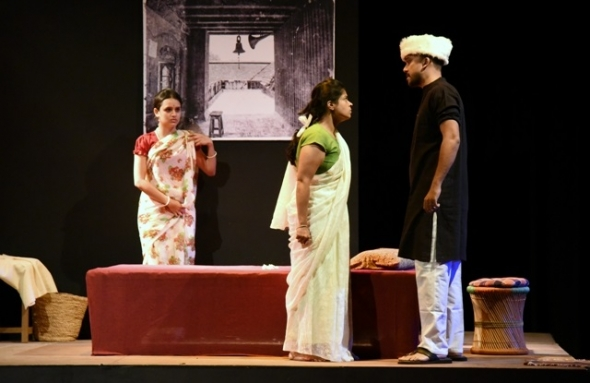 'A Friend's Story' at the Globe Theatre – Slice of Indian life comes to Shakespeare home