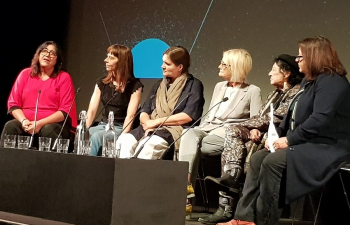 Gurinder Chadha – most prolific UK active woman filmmaker, why Bend It would not be made today – and more BFI ethnic research