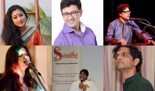 Bangla Music Festival – Saudha's poetry, music and romance for the soul…