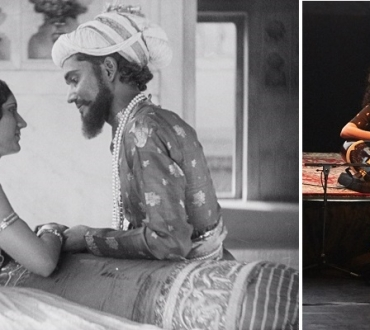 'Shiraz' –  Anoushka Shankar brings vibrancy and verve to black and white classic in world premiere screening with live music