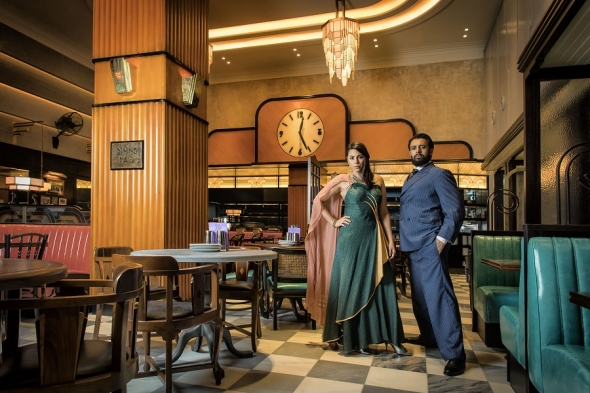 Night at the Bombay Roxy – Dishoom's new restaurant takes leap back into jazz swing time with immersive theatre…
